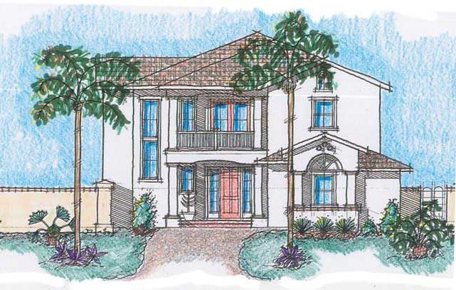 Ghana washington house floor plans for Washington house plans